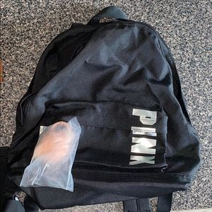 Pink mini back pack